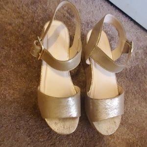 New wedges gold